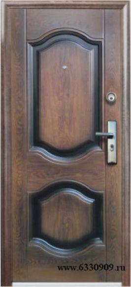 Металлическая дверь K550